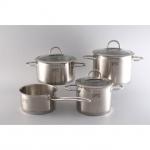 1503 Набор посуды SIGNO 7 пр. (нерж.сталь)