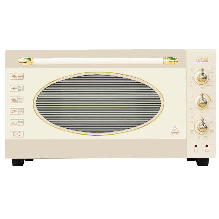 Мини- печь Artel MD 4218 L RETRO, бежевый