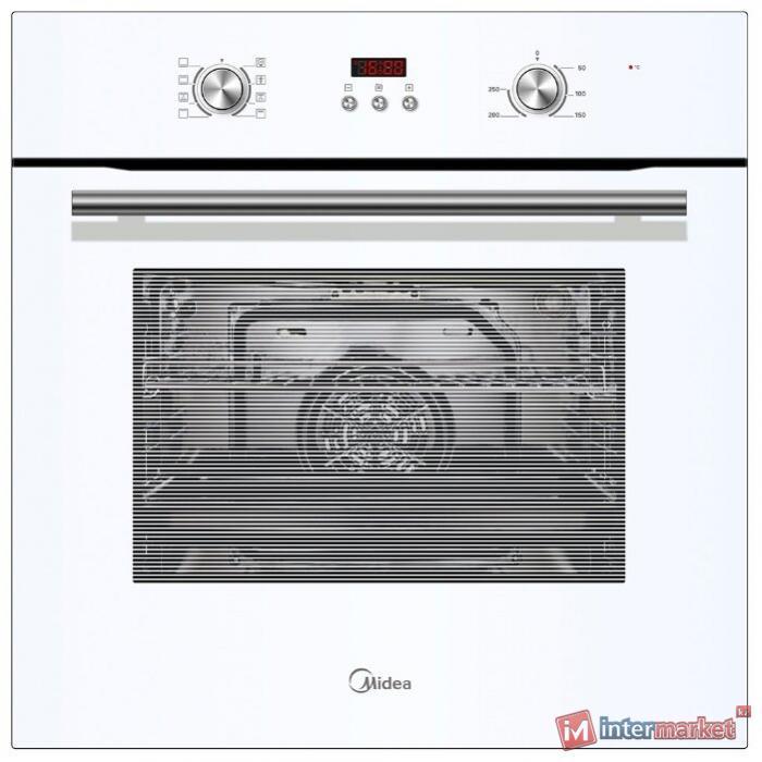 Духовой шкаф MO47000 GW/Встраиваемая духовка Midea