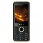 Мобильный телефон Nobby 321, черно-золотой