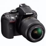 Зеркальный фотоаппарат Nikon D5300 18-55 VR